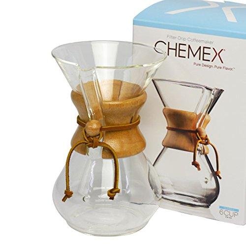 RoomClip商品情報 - [ケメックス] CHEMEX コーヒーメーカー マシンメイド 6カップ用 ドリップ式 [並行輸入品]