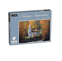 Lang Autumn Inspiration by Bill Saunders Jigsaw Puzzle (1000-Piece) by Lang [並行輸入品]