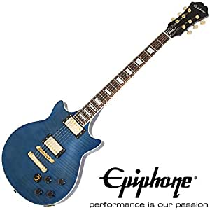 Epiphone Limited Edition Genesis Deluxe PRO (Midnight Sapphire)