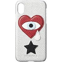 [アイフォリア]Amazon公式 正規品 iPhone X対応 Heart Teardrop for iPhone X 14605