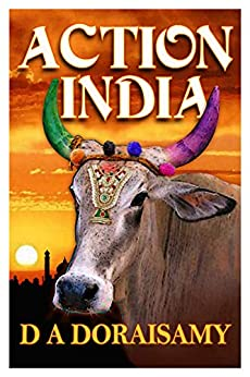Action India: Action Series Book 2 by [Doraisamy, D A]