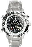 [シャルルホーゲル]Charles Vogele 腕時計 パイロット クロノグラフ ウォッチ ビジネス カジュアル 10気圧防水 メンズ [並行輸入品]