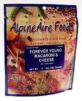 Alpineaire食品はフォーエバーヤングマカロニ&チーズを凍結乾燥