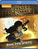 Legend Of Korra: Book Two: Spirits [Blu-ray]