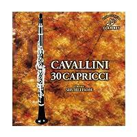 カヴァリーニ:クラリネットのための30のカプリス