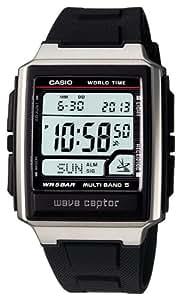 [カシオ]CASIO 腕時計 ウェーブセプター 電波時計 WV-59J-1AJF メンズ