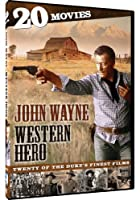 John Wayne: Western Hero-20 Movie Collection [DVD] [Import]