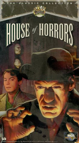 House of Horrors [VHS] [Import]