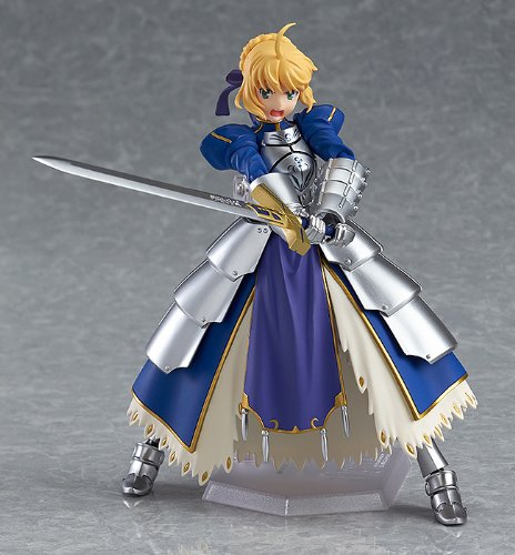 figma Fate/stay night セイバー 2.0 ノンスケール ABS&PVC製 塗装済み可動フィギュア 再販分