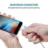 Anker PowerLine ライトニングUSBケーブル 【Apple MFi認証取得 / 高耐久ケブラー素材 / 結束バンド付属】iPhone、iPad、iPod各種対応 (0.9m ホワイト) A8111021_03