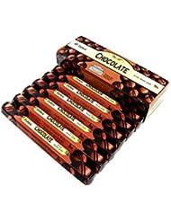 TULASI(トゥラシ) チョコレート香 スティック CHOCOLATE 6箱セット