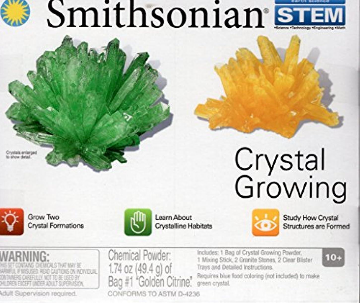 スキームオーケストラ醸造所Smithsonian STEM Crystal Growing