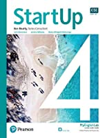StartUp 4, Student Book