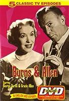 Burns and Allen - 5 Classic TV Episodes