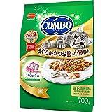 コンボ コンボ キャット まぐろ味・かつおぶし・小魚添え 700g
