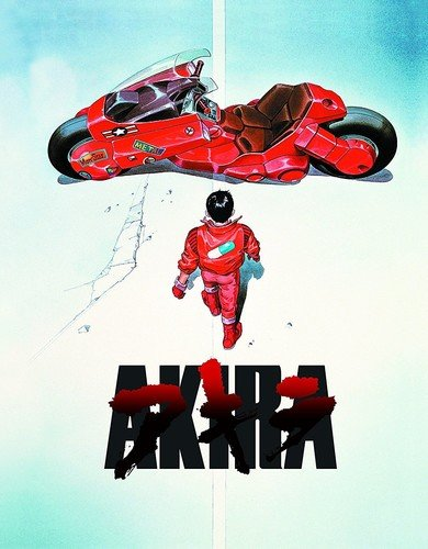 Akira: Movie - Collector's Case [Blu-ray] [Import]