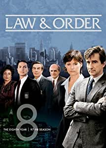 Law & Order: Eighth Year [DVD] [Import]