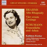 Brahms/Schumann