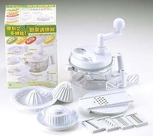 パール金属 便利に多機能野菜調理器 C-20