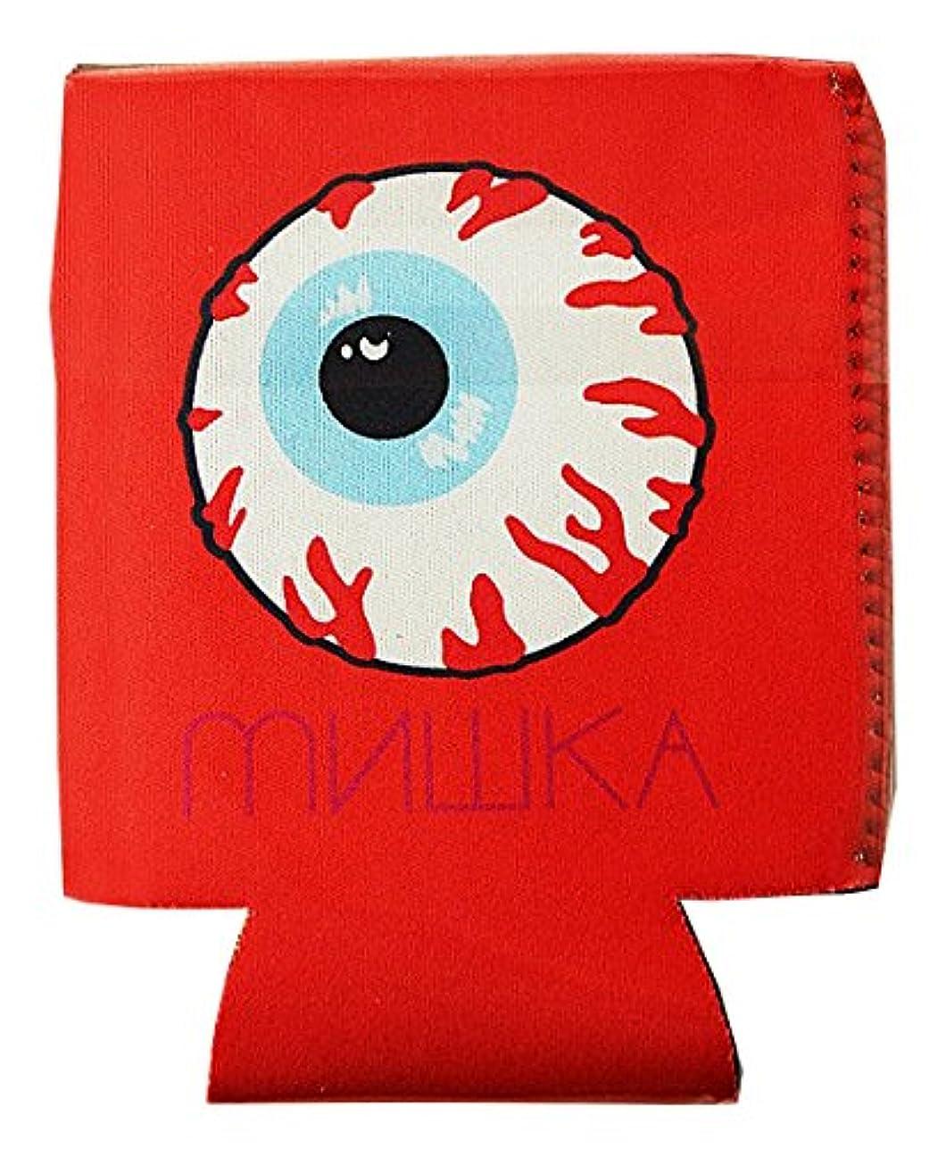 書士カテゴリーバンド(ミシカ)MISHKA 350ml缶 クージー アクセサリー アウトドア OUTDOOR KEEPWATCH Koozie Red(レッド)