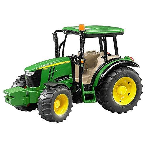 [해외]bruder (부루) JD5115M 트랙터 BR02106/bruder (BLUDER) JD 5115 M Tractor BR 02106