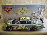 おもちゃ Action Jeff Gordon #24 DuPont/Looney Tunes Rematch 1/24 [並行輸入品]