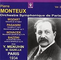 Pierre Monteux Vol. 3