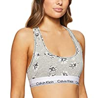 Calvin Klein Women's Modern Cotton Unlined Bra
