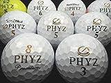 ロストボール ランク3 お買い得ロスト ツアーステージ PHYZ(ファイズ) 11年~13年モデル混合 50P ゴルフボール