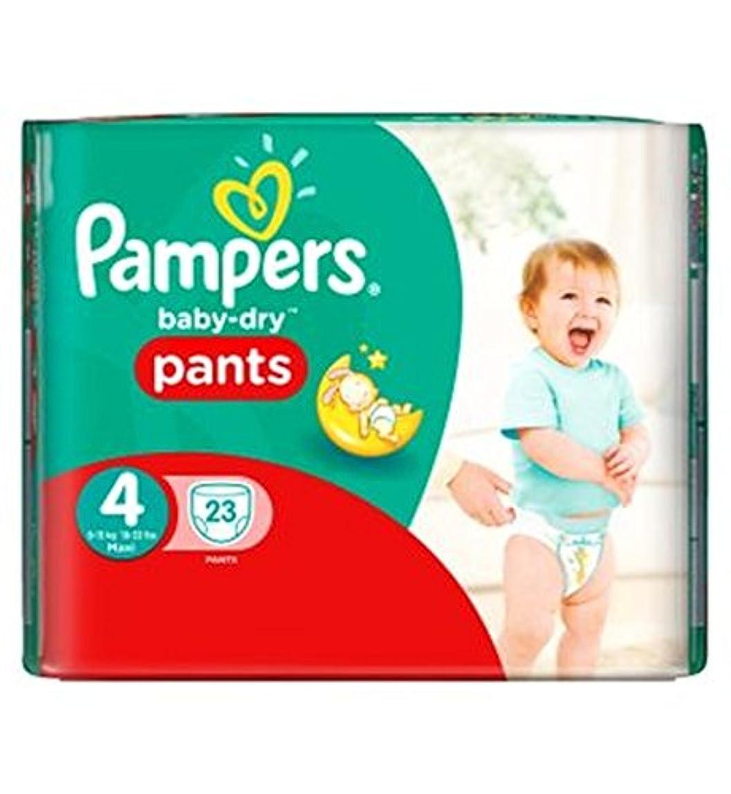 ミケランジェロ日焼け氷Pampers Baby-Dry PANTS Size 4 Carry Pack 23 - パンパースベビードライパンツサイズ4キャリーパック23 (Pampers) [並行輸入品]