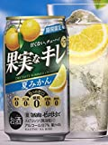 【期間限定商品】TaKaRa ゼロ仕立て 果実なキレ 夏みかん 350ml缶×24本