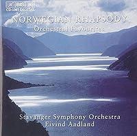 Norwegian Rhapsody - Orchestral Favourites by BRAEIN EDVARD FLIFLET / BRUSTA (2004-08-06)