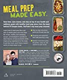 Healthy Meal Prep: Time-saving plans to prep and portion your weekly meals 画像