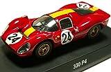 京商 1/64 フェラーリ ミニカーコレクション4 フェラーリ 330P4 No,24