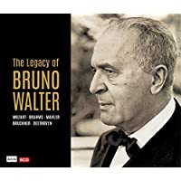 ブルーノ・ワルターの遺産 ~ ターラ編 ~ (The Legacy of Bruno Walter / Mozart | Brahms | Mahler | Bruckner | Beethoven) [6CD] [Live Recording] [日本語帯・解説付]