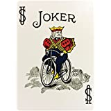 Magic Makers - One Way Joker Forcing Red Back Deck In Bicycle Stock