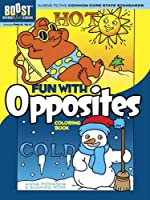 BOOST Fun with Opposites Coloring Book (BOOST Educational Series)