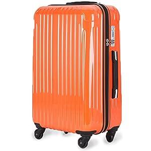超軽量 2年保証 スーツケース TSAロック搭...の関連商品1