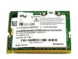 Intel PRO/Wireless 2200BG 802.11b/g Mini PCI 無線LANカード