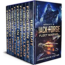 Jack Forge, Fleet Marine Boxed Set (Books 1 - 9)