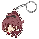 劇場版 魔法少女まどか☆マギカ 佐倉杏子つままれキーホルダー
