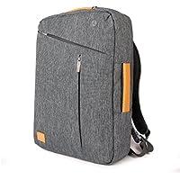 WIWU 15.6 Inch Laptop Convertible Backpack Multi Functional Travel Rucksack Water Resistant Knapsack Work School College Backpacks for men and women Business Backpack fit 15.6 laptops