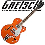 Gretsch G5420T Electromatic Hollow Body Single-Cut with Bigsby Orange Stain