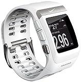 Nike+ SportWatch GPS 【フットセンサー付属】【Nike+とGPS機能を統合したカンタン操作のスポーツウォッチ】並行輸入品 ホワイト/シルバー