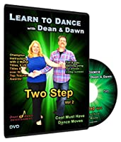 Two Step Vol 2 - Cool Must Have Dance Moves (Intermediate Two Step Dance Lessons DVD)