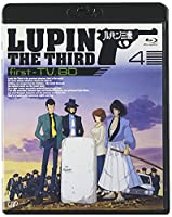 ルパン三世 first-TV. BD-4 [Blu-ray]