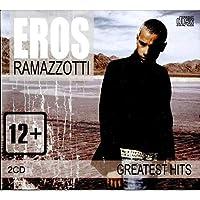 Eros Ramazzotti Greatest Hits 2CD Digipak [CD Audio]