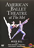 American Ballet at the Met [DVD]