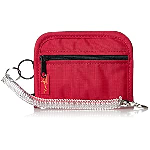 [ノーマディック] 財布 二つ折り財布 SA-01 赤