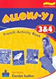 Cover of Allons-y! 3&4 Activity Book